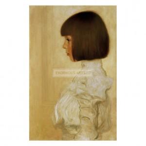 KLI017 Helene Klimt, 1898