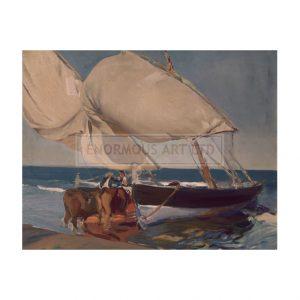 SOR007 Sailing Boats