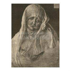 DUR008 Agnes Durer, 1519