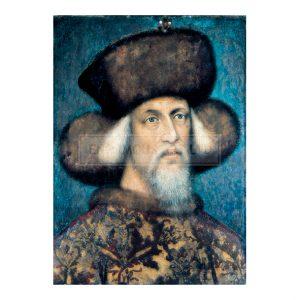 DUR012 Emperor Sigismund