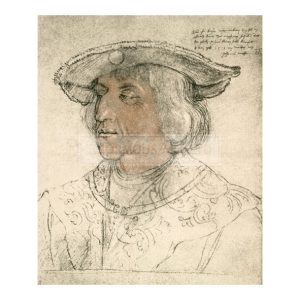 DUR026 Maximilian I, Drawing