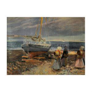 SOR033 Fisherman