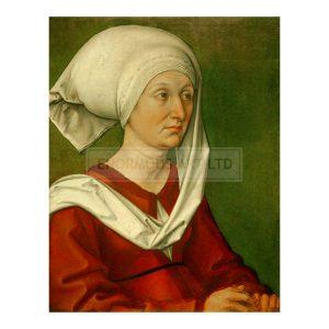 DUR039 Portrait of Barbara Durer