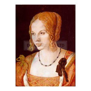 DUR042 Portrait of a Young Venetian Woman (2)