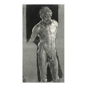 DUR048 Nude Self Portrait