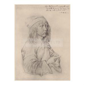 DUR058 Self Portrait as Boy, 1484