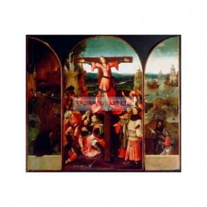 BOS026 Altarpiece of St Julia