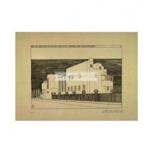SA206 House of an Art Lover, Folio 6