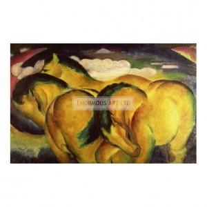 MAR042 Little Yellow Horses, 1912
