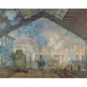 BW1079 La Gare St-Lazare