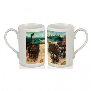 Mug: The Battle of Agincourt