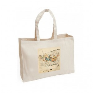 Canvas Bag: The Battle of Agincourt, Illustration