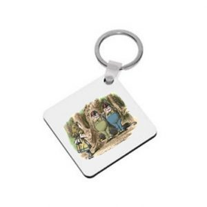 Keyring: Alice Meets Tweedledee & Tweedledum