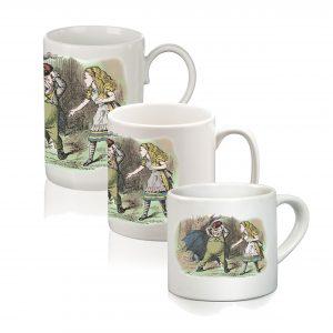 Mug: Tweedledum's Fuss