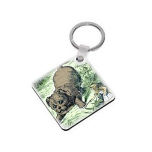Keyring: Alice & the Enormous Puppy