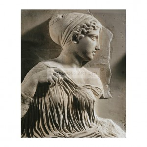 ANO010 Artemis, Detail of the Parthenon Frieze