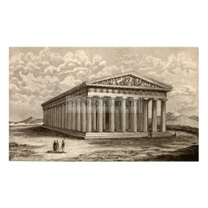 ANO011 Temple of Minerva, Parthenon
