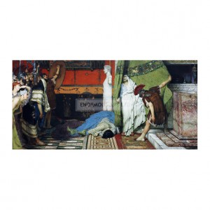 ALM015 Death of Caligula, 1871