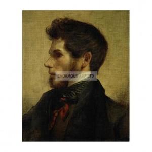 AME002 Self Portrait, 1835