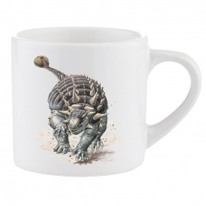 Mini Mug: Ankylosaurus D004