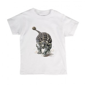 Child's T-Shirt: Ankylosaurus