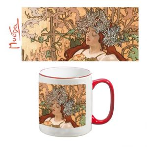 Two-Tone Mug: The Four Seasons (Autumn) Detail