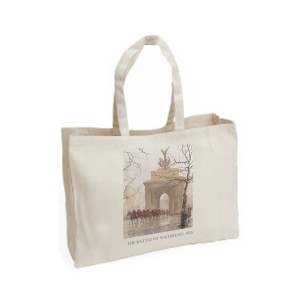 Canvas Bag:  Wellington Arch, with Household Cavalry