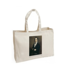 Canvas Bag: Duke of Wellington & Statesman