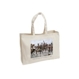 Canvas Bag: Duke of Wellington, Advancing