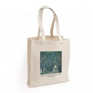 Canvas Bag: Avenue in Park Kammer Mansion