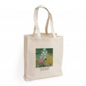 Canvas Bag: Flower Garden