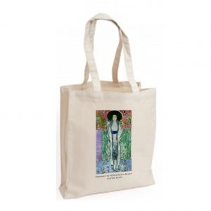 Canvas Bag: Portrait of Adele Bloch Bauer