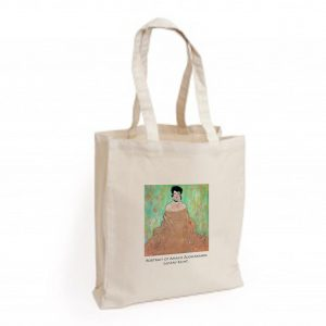 Canvas Bag: Portrait of Amalie Zuckerkandl