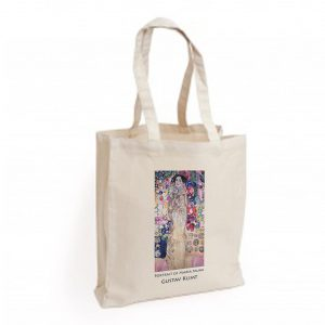 Canvas Bag: Portrait of Maria Munk
