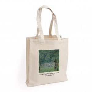 Canvas Bag: Upper Austrian Farmhouse