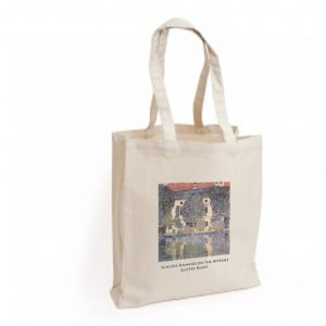 Canvas Bag: The Schloss Kammer on the Attersee