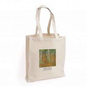 Canvas Bag: Birch Forest