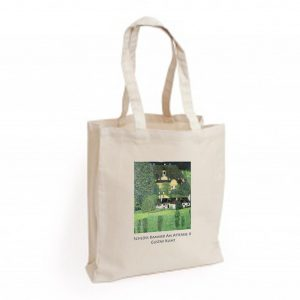Canvas Bag: Schloss Kammer Am Attersee II