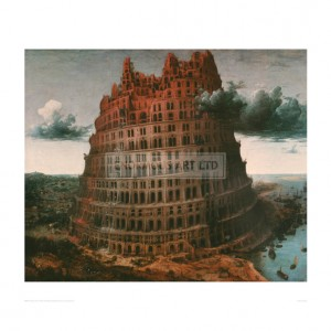 BRU055 The Tower of Babel, 1560