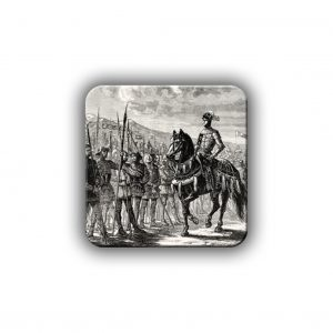 Magnet: The Battle of Agincourt (Engraving)