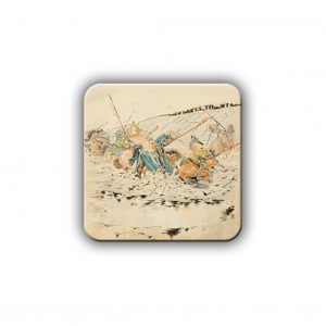 Magnet: The Battle of Agincourt, Illustration