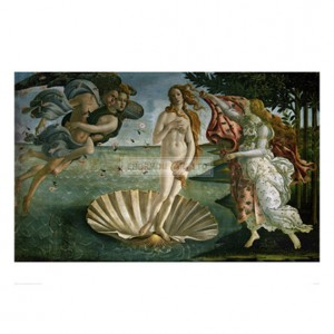 SA006 The Birth of Venus