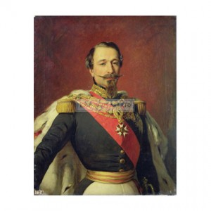 BOU001 Portrait of the Emperor Napoleon II