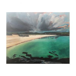 Bowman, Liz – Storm on the North West Coast (Original)