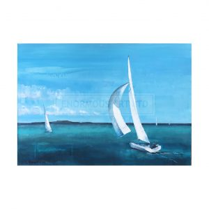 Bowman, Liz – West Coast Sail (Original)