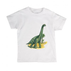 Child's T-Shirt: Brachiosaurus 2