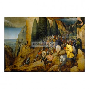 BRU032 The Conversion of St Paul 1567