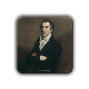 Magnet: Duke of Wellington & Statesman