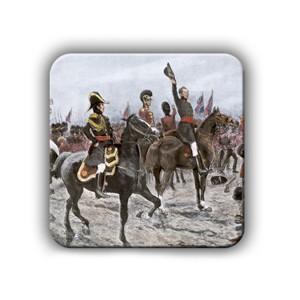 Magnet: Duke of Wellington, Advancing