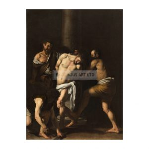 CAR034  The Flagellation of Christ 1607